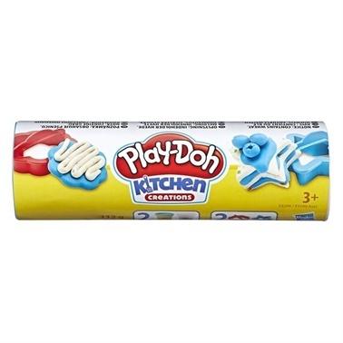 Play-Doh Play-Doh Şekerli Kurabiye Partisi  Renkli